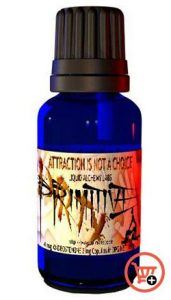 Dirty Primitive, copulins, androstenone, androsterone, sexual pheromone cologne for men