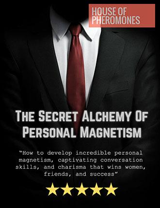 Secret Alchemy Of Personal Magnetism