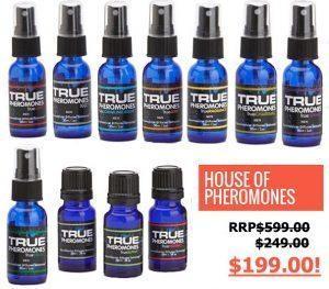 True Pheromones discount code coupon