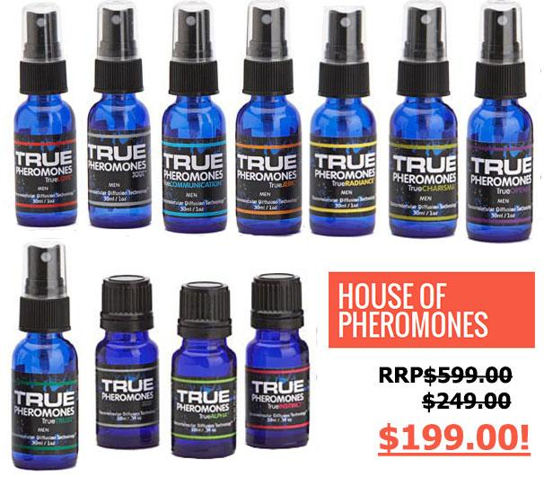 True Pheromones discount code coupon