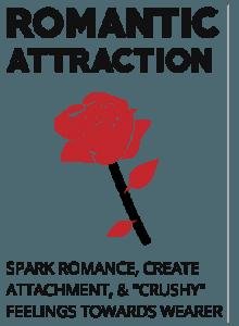Spark romantic interest in the wearer pheromones for men to attract women into relationships