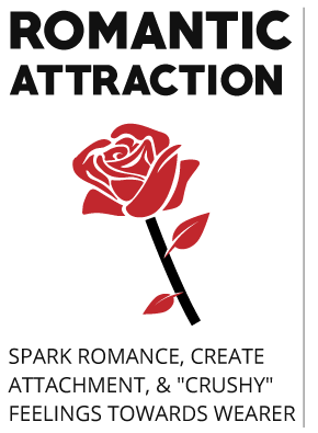 Spark romantic interest in the wearer pheromones for men to attract women into relationships