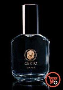 Certo is one of the best pheromone products for males as it pertains to attracting women. It is specifcally designed for romantic scenarios, but works well all around as an attraction product.