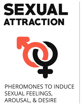 create sexual attraction with these top 5 pheromones for men to attract women into sexual relationships
