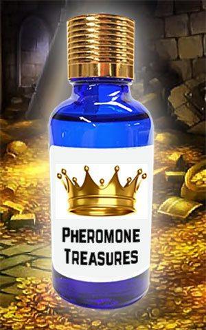 pheromone treasures